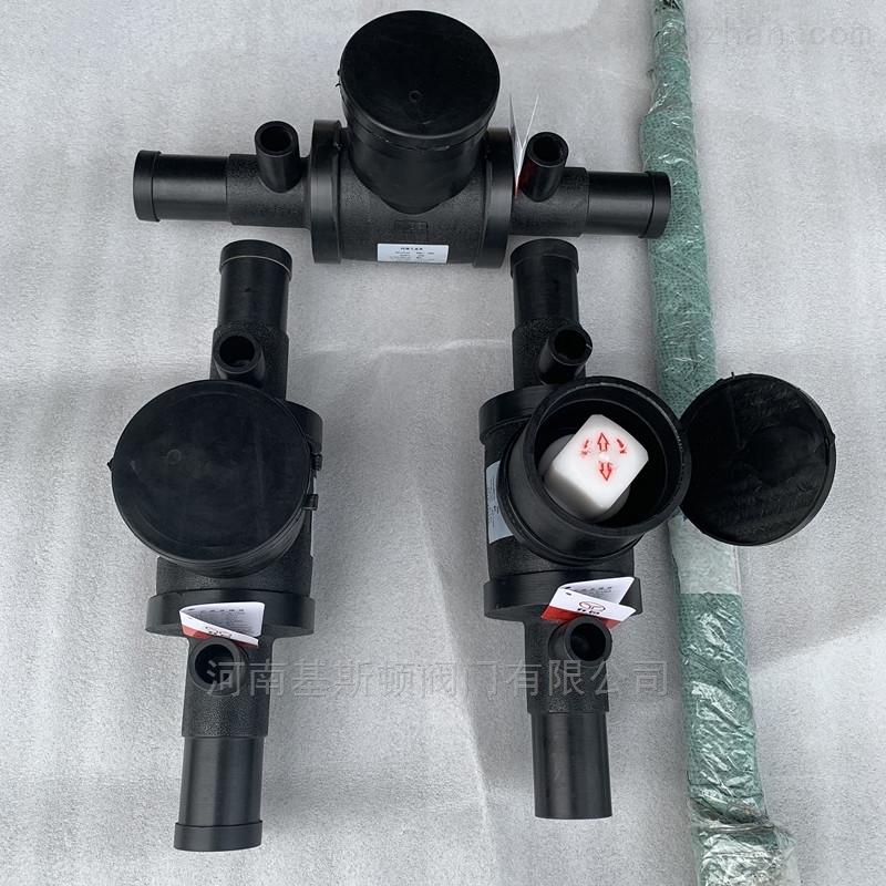 标准型天然气PE球阀