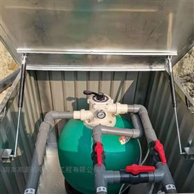 GYDMYT地埋式雨水处理一体化处理设备