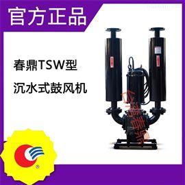 中国台湾沉水式罗茨鼓风机