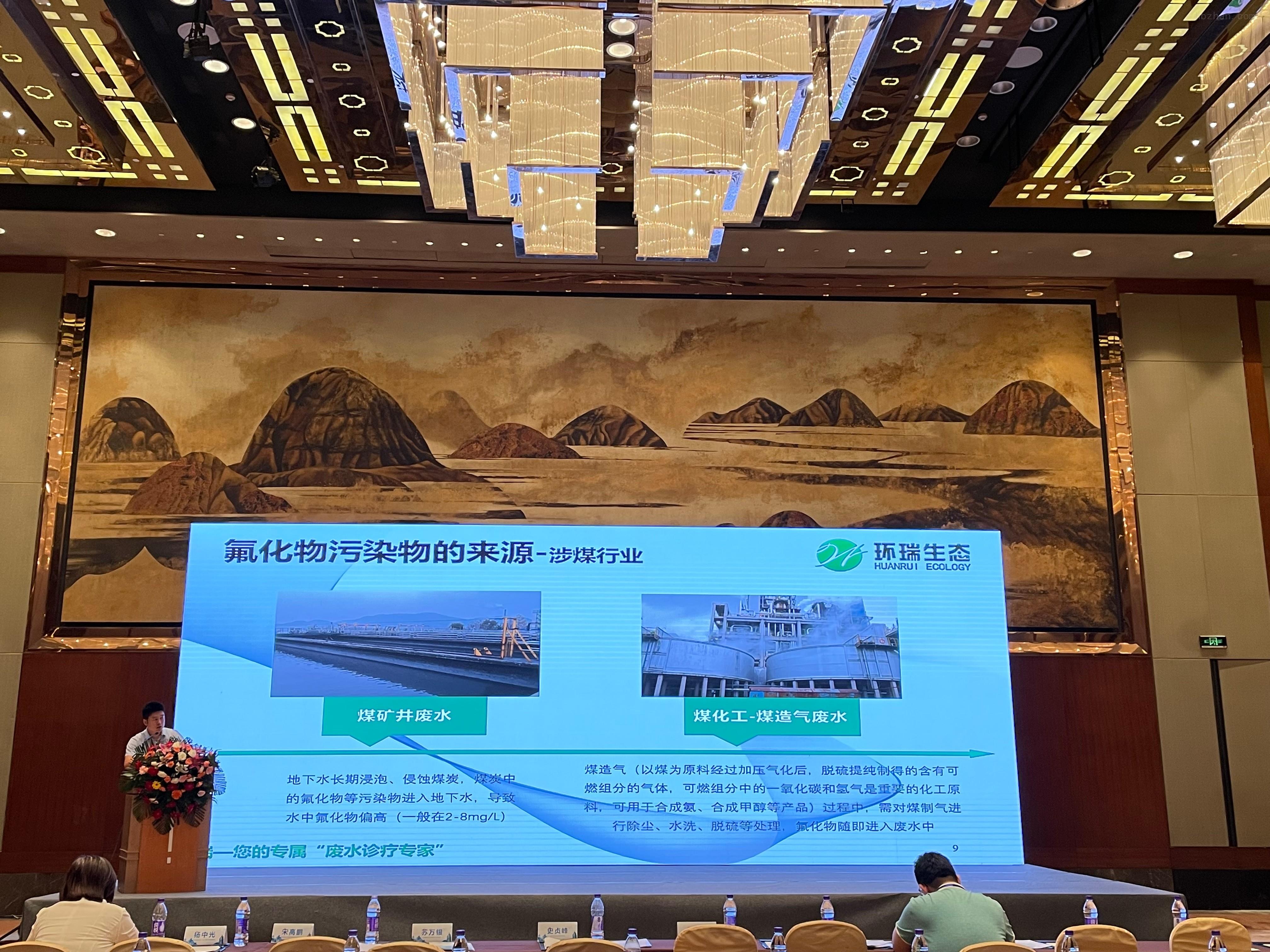 新型煤化工国际研讨会