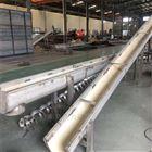 WLS-320厂家直销倾斜式无轴螺旋输送机