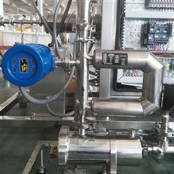 高精度液体质量流量计精川生产