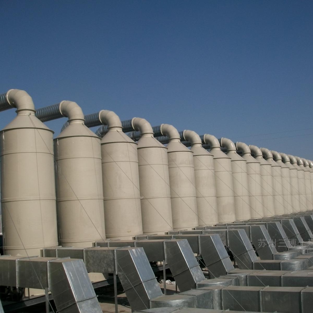 废气处理装置喷淋塔