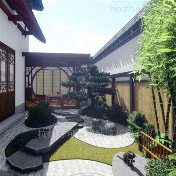日式花园设计