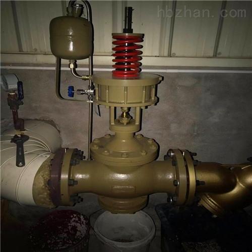 直接作用自力式蒸汽减压阀