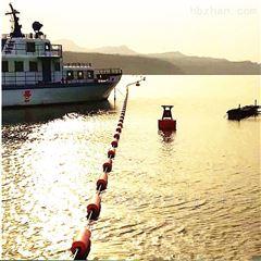 水资源保护区禁捕 警戒浮筒