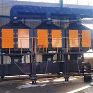 ch-350有机废弃催化燃烧大型环保设备