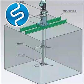JBJ-300生化混凝池搅拌机