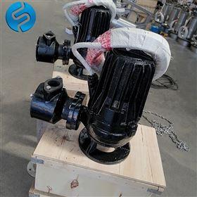 QSB射流式潛水式曝氣機