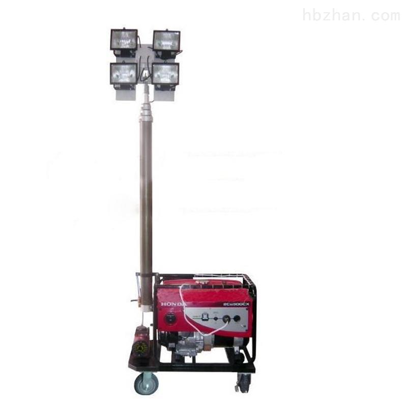 ZL8301-B消防升降发电机移动探照灯2000W