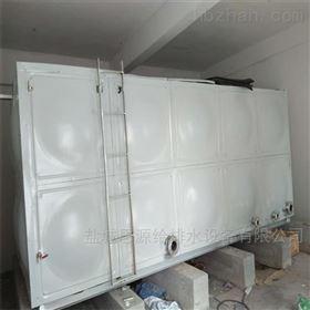 杭州屋顶保温不锈钢消防水箱