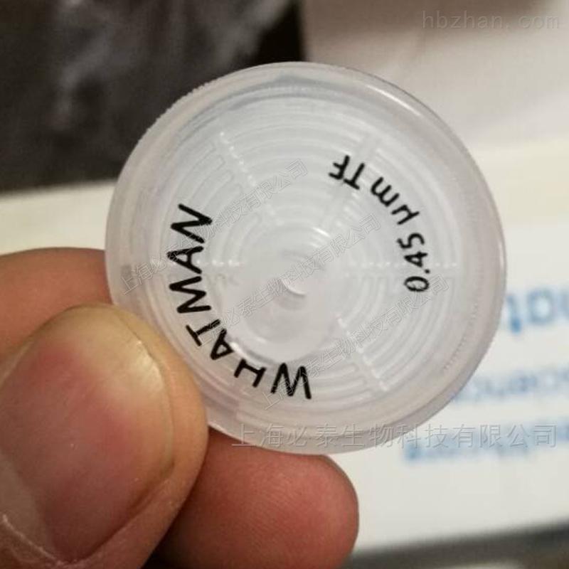 GE Whatman 沃特曼 Puradisc™ 针头式滤器