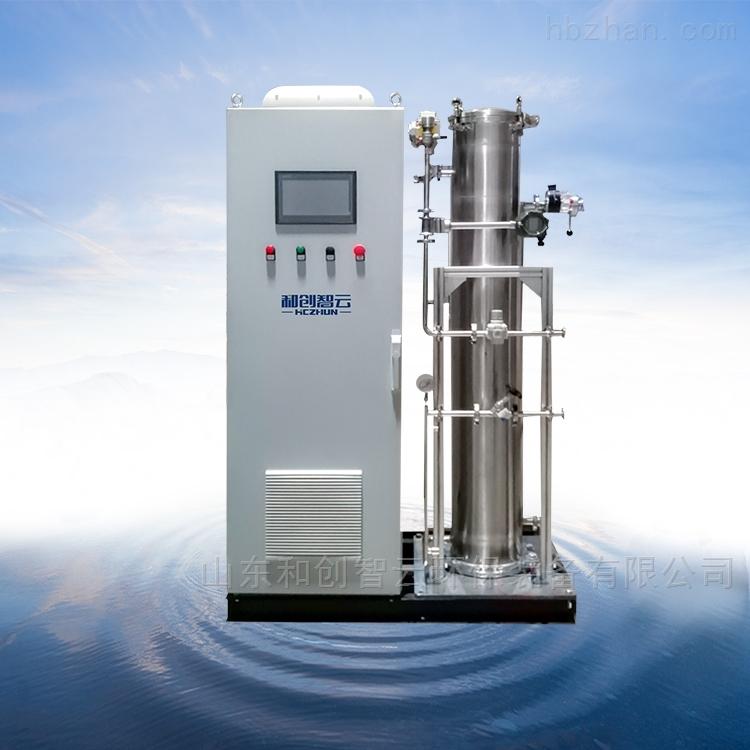 管式臭氧发生器/氧气源水厂消毒设备