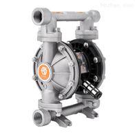 不锈钢气动隔膜泵 自吸无堵塞泵耐腐蚀水泵