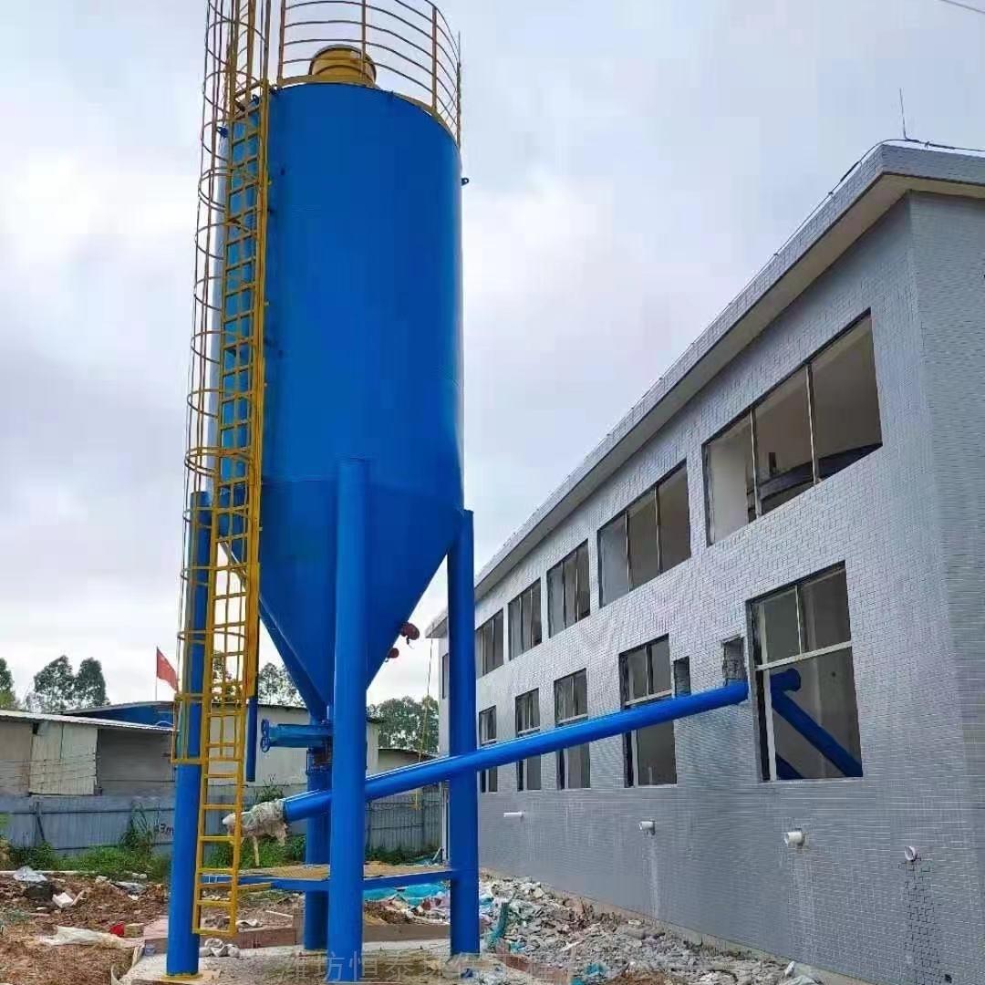 石灰投加装置 石灰料仓生产厂家质优价廉
