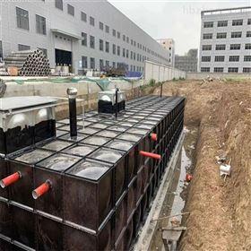 山西抗浮地埋式箱泵一体化 消防给水设备