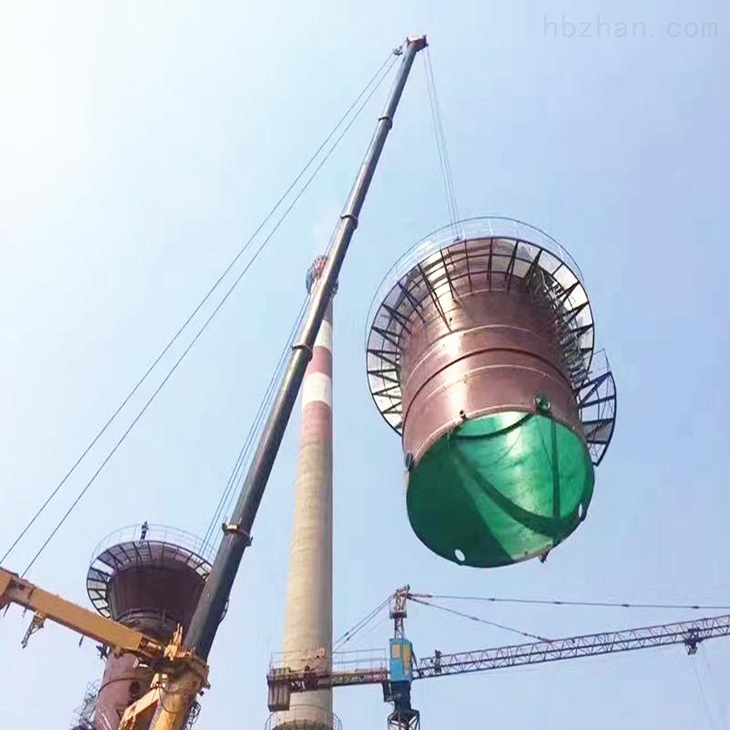 窑炉净化塔碳钢环保脱硫塔