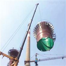 TC-330窑炉净化塔碳钢环保脱硫塔