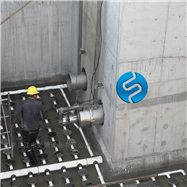QHB1.5型螺旋桨式穿墙泵