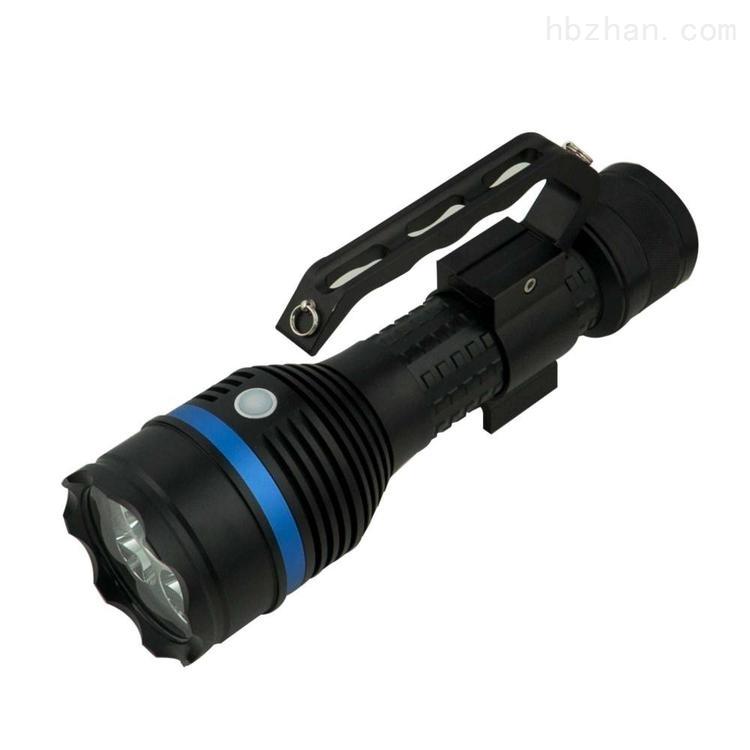 RJW7103手提式黄白双光源防爆探照灯