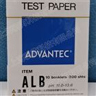 日本东洋ALB (Alkali blue)PH试纸