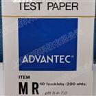 日本ADVANTEC PH试纸 MR型试纸