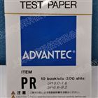 ADVANTEC PH 0.0-1.6/6.6-8.2 PR型试纸