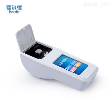 HED-YL01余氯检测仪供应