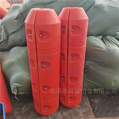 300*1200水域常用拦漂浮物夹网浮筒