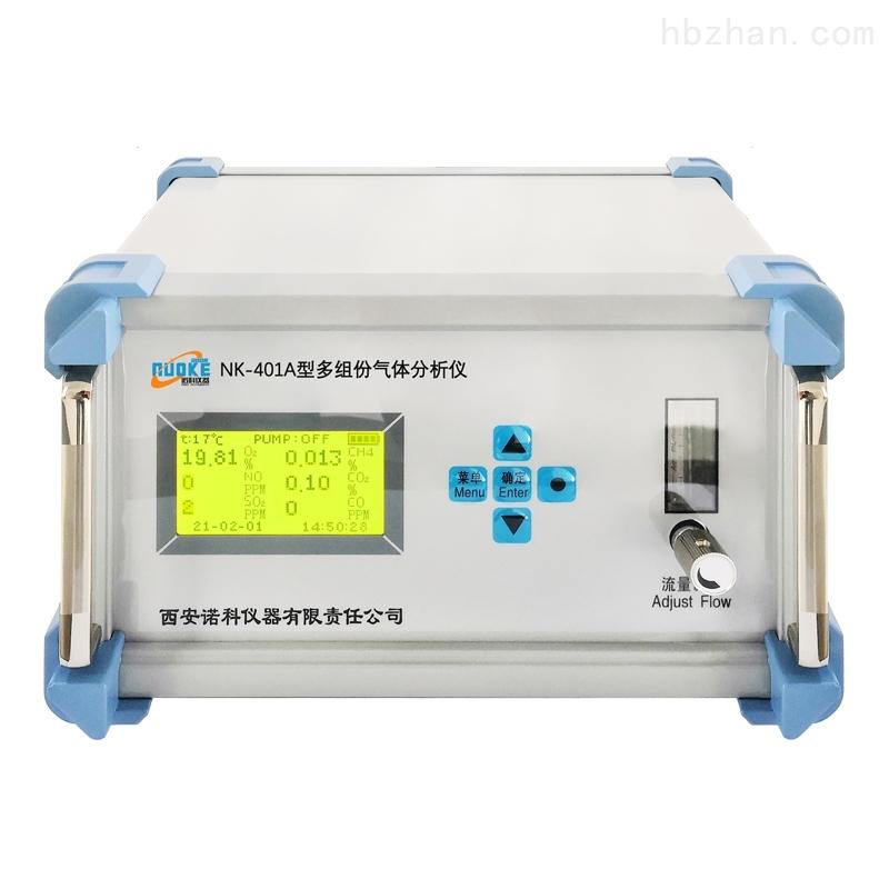 便携式多组份气体分析仪