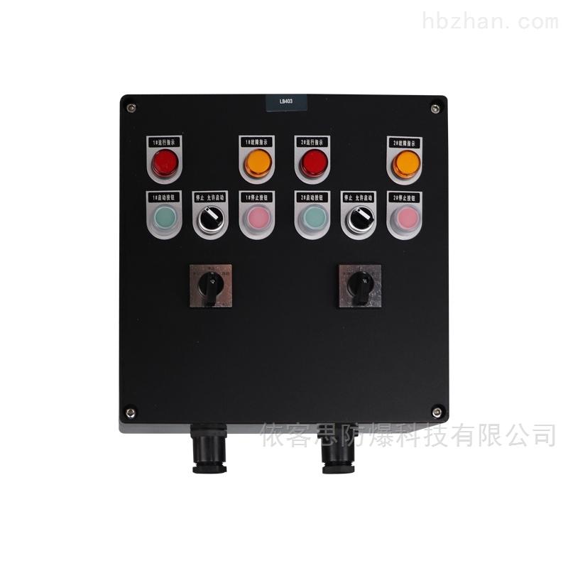 工程塑料三防照明动力检修电源箱带插座