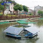 太阳能河道解层式增氧曝气机