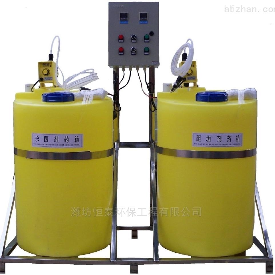 加药装置分类及应用潍坊恒泰环保专业制造
