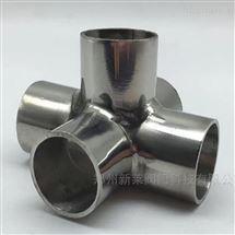 卫生级不锈钢焊接五通
