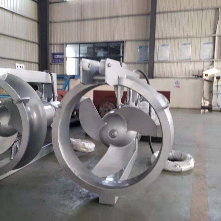 QJB-W2.5水处理厂内回流泵生化池污泥穿墙排污泵