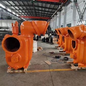 EQZS大流量双吸式自吸泵
