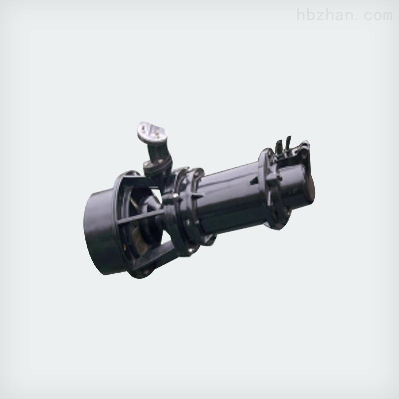 推流式液下微孔曝气机河道治理专用设备