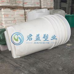 批发塑料叉车桶 印染运输周转桶