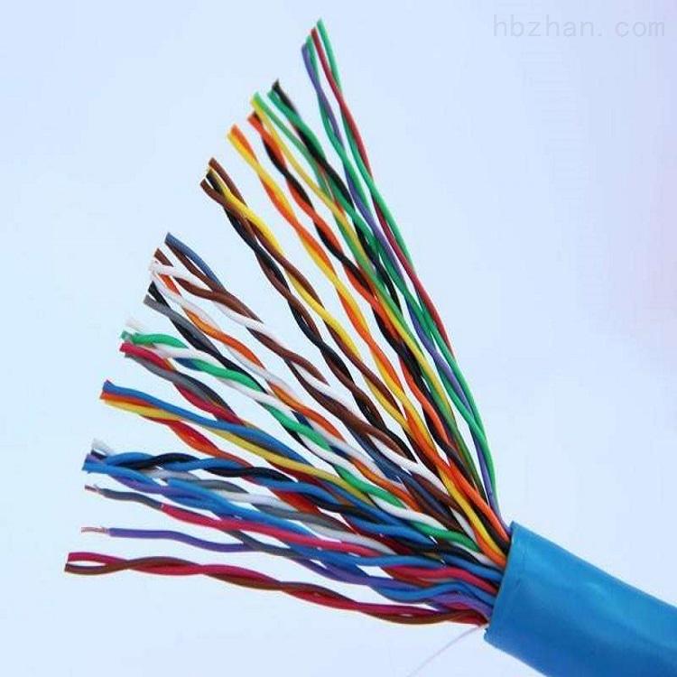 钢丝铠装软电缆MHYA22