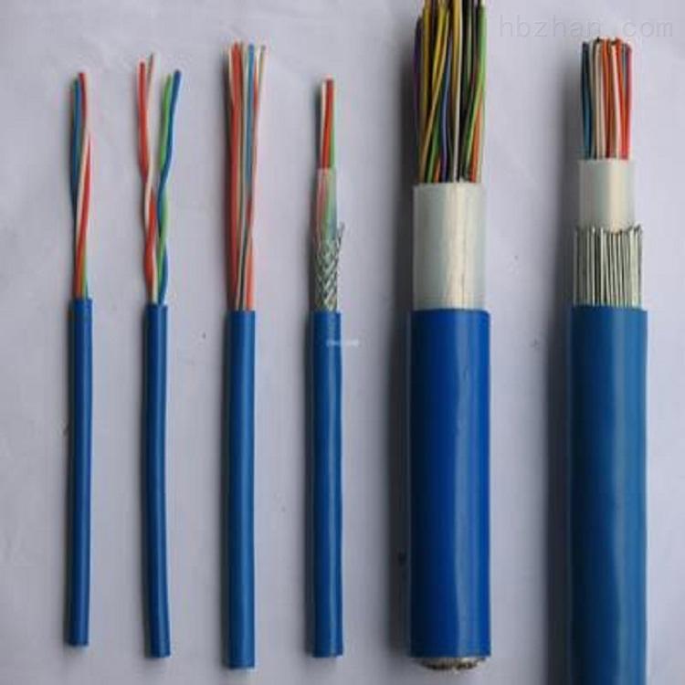 软芯控制电缆MHYV22