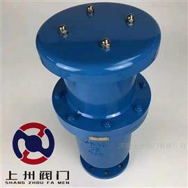 KT45F高温高压矿浆排气阀