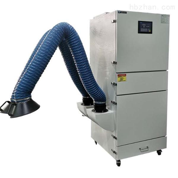 WK-10000 15KW脉冲反吹滤筒除尘器