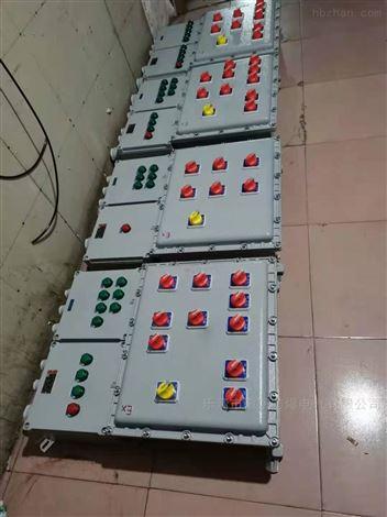 BXD-T钢板加工防爆箱厂家