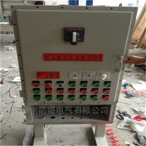 浙创钢板焊接防爆接线箱