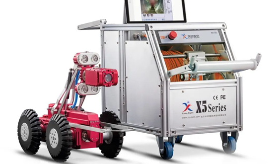 3D量化检测机器人技术备受瞩目,人气新品火爆直播