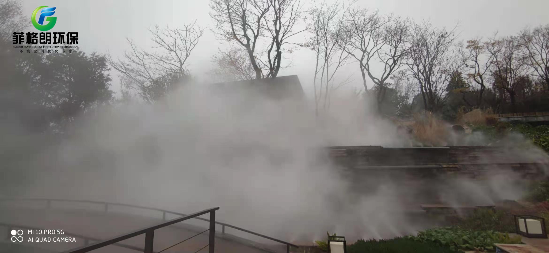 (景观喷雾)云南昆明意思桥康旅小镇