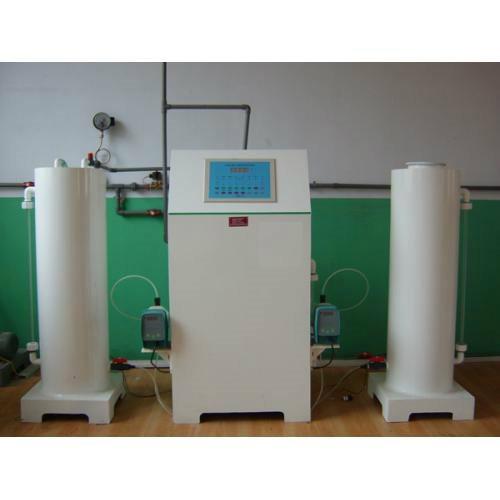 二氧化氯�l生器的安�b�S�o