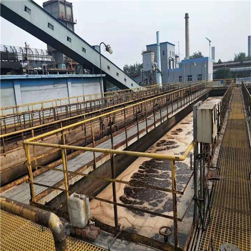 临汾市某公司焦化废水处理项目