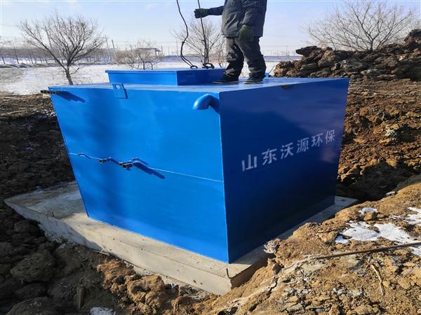 污水處理成套設備,您不得不承認它的好