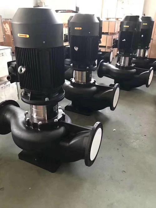 TD管道泵特点及选型